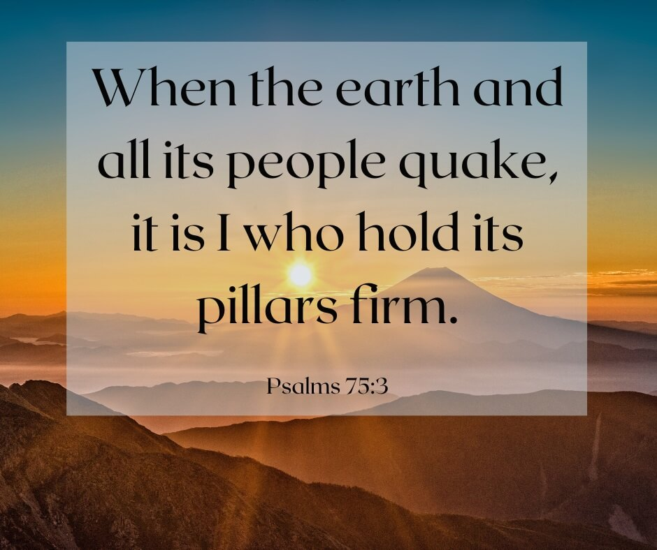 sunset bible verse